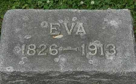 DECKER, EVA - Erie County, Ohio | EVA DECKER - Ohio Gravestone Photos