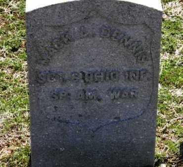 DENNIS, MACK A. - Erie County, Ohio   MACK A. DENNIS - Ohio Gravestone Photos