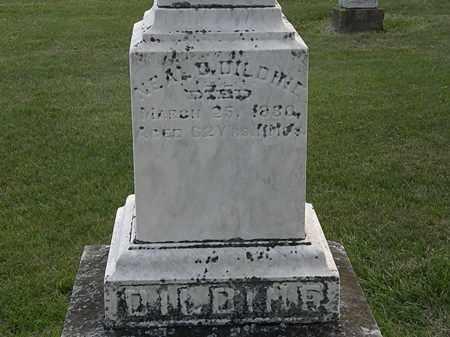 DILDINE, NEAL C. - Erie County, Ohio | NEAL C. DILDINE - Ohio Gravestone Photos