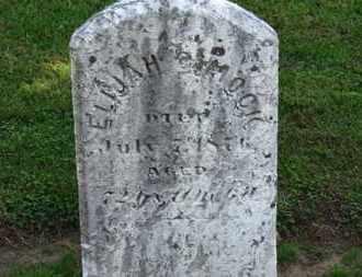 DIMOCK, ELIJAH - Erie County, Ohio   ELIJAH DIMOCK - Ohio Gravestone Photos