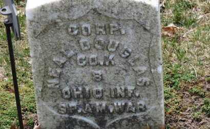DOUGLAS, NEAL - Erie County, Ohio | NEAL DOUGLAS - Ohio Gravestone Photos