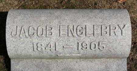 ENGLEBRY, JACOB - Erie County, Ohio   JACOB ENGLEBRY - Ohio Gravestone Photos
