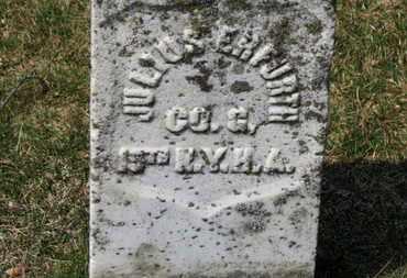 ERFURTH, JULIUS - Erie County, Ohio | JULIUS ERFURTH - Ohio Gravestone Photos