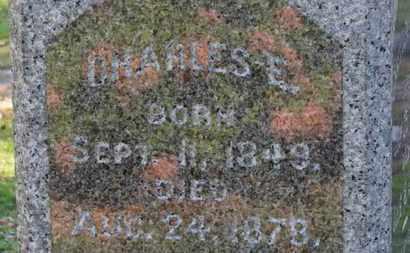 FAIRCHILD, CHARLES E. - Erie County, Ohio | CHARLES E. FAIRCHILD - Ohio Gravestone Photos