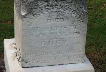 FARNSWORTH, JOHN - Erie County, Ohio | JOHN FARNSWORTH - Ohio Gravestone Photos