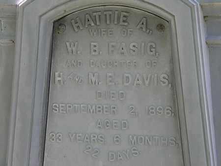 FASIG, W.B. - Erie County, Ohio   W.B. FASIG - Ohio Gravestone Photos