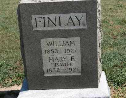 FINLAY, WILLIAM - Erie County, Ohio | WILLIAM FINLAY - Ohio Gravestone Photos