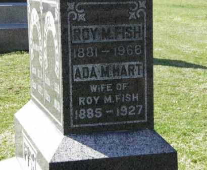 FISH, ROY M. - Erie County, Ohio | ROY M. FISH - Ohio Gravestone Photos