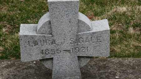 GALE, LAURA J. - Erie County, Ohio | LAURA J. GALE - Ohio Gravestone Photos