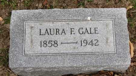 GALE, LAURA F. - Erie County, Ohio   LAURA F. GALE - Ohio Gravestone Photos
