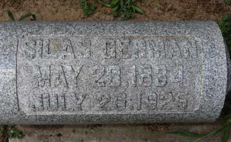 GERMAN, SILAS - Erie County, Ohio | SILAS GERMAN - Ohio Gravestone Photos