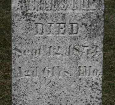 GILLET, AMBROSE S. - Erie County, Ohio | AMBROSE S. GILLET - Ohio Gravestone Photos
