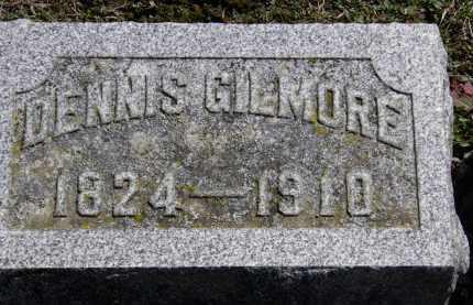 GILMORE, DENNIS - Erie County, Ohio   DENNIS GILMORE - Ohio Gravestone Photos