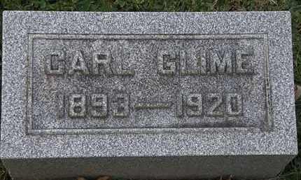 GLIME, CARL - Erie County, Ohio   CARL GLIME - Ohio Gravestone Photos