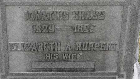 RUPPERT GRASS, ELIZABETH A. - Erie County, Ohio | ELIZABETH A. RUPPERT GRASS - Ohio Gravestone Photos
