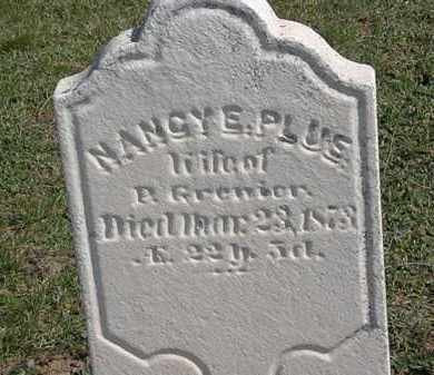 GRENIER, NANCY - Erie County, Ohio | NANCY GRENIER - Ohio Gravestone Photos