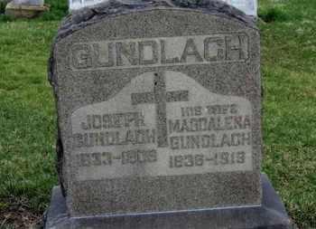 GUNDLACH, MAGDALENA - Erie County, Ohio   MAGDALENA GUNDLACH - Ohio Gravestone Photos