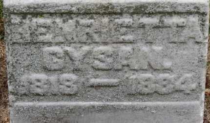 GYSAN, HENRIETTA - Erie County, Ohio   HENRIETTA GYSAN - Ohio Gravestone Photos