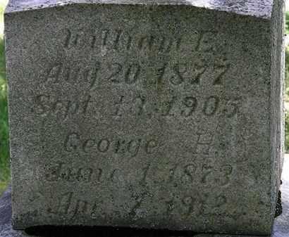 HAHN, WILLIAM E. - Erie County, Ohio   WILLIAM E. HAHN - Ohio Gravestone Photos