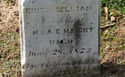 HAIGHT, M. - Erie County, Ohio | M. HAIGHT - Ohio Gravestone Photos