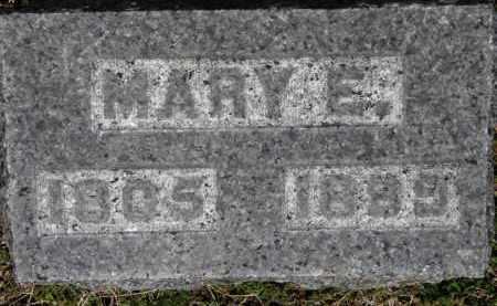 HAMILTON, MARY E. - Erie County, Ohio   MARY E. HAMILTON - Ohio Gravestone Photos