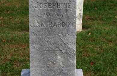 HARDING, J. - Erie County, Ohio | J. HARDING - Ohio Gravestone Photos