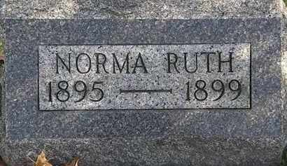 HARPLEY, NORMA RUTH - Erie County, Ohio | NORMA RUTH HARPLEY - Ohio Gravestone Photos