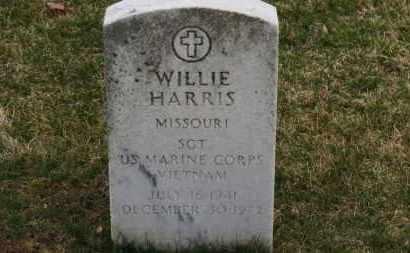 HARRIS, WILLIE - Erie County, Ohio   WILLIE HARRIS - Ohio Gravestone Photos