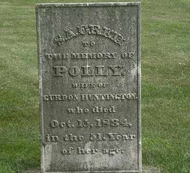 HUNTINGTON, GURDON - Erie County, Ohio   GURDON HUNTINGTON - Ohio Gravestone Photos