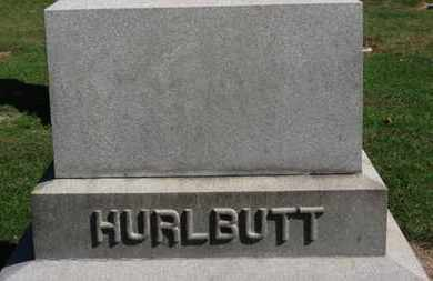HURLBUTT, FAMILY MARKER - Erie County, Ohio | FAMILY MARKER HURLBUTT - Ohio Gravestone Photos