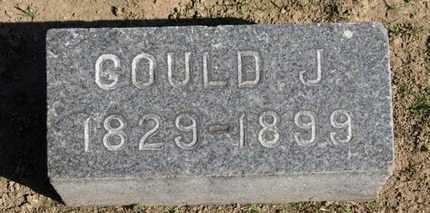 HURLBUTT, GOULD J. - Erie County, Ohio | GOULD J. HURLBUTT - Ohio Gravestone Photos