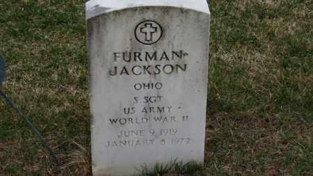 JACKSON, FURMAN - Erie County, Ohio | FURMAN JACKSON - Ohio Gravestone Photos