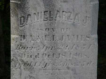 JAMES JR., DANIEL ARZA - Erie County, Ohio | DANIEL ARZA JAMES JR. - Ohio Gravestone Photos