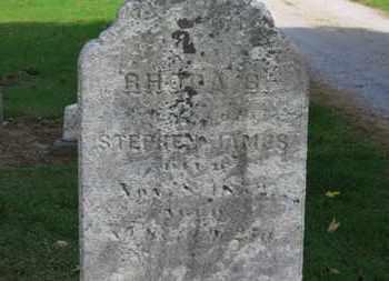 JAMES, RHODA B. - Erie County, Ohio | RHODA B. JAMES - Ohio Gravestone Photos