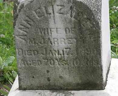 JARRETT, M. - Erie County, Ohio | M. JARRETT - Ohio Gravestone Photos