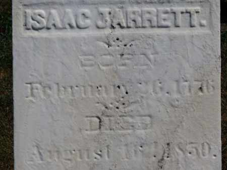 JARRETT, ISAAC - Erie County, Ohio   ISAAC JARRETT - Ohio Gravestone Photos