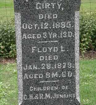 JENKINS, GIRTY - Erie County, Ohio | GIRTY JENKINS - Ohio Gravestone Photos