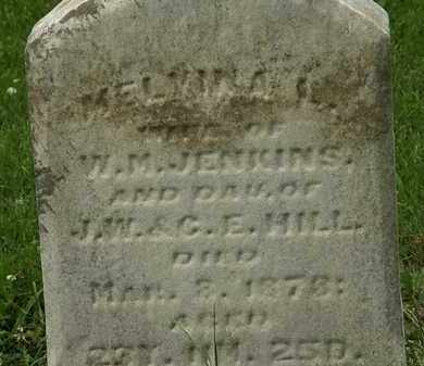 JENKINS, MELVINA L. - Erie County, Ohio | MELVINA L. JENKINS - Ohio Gravestone Photos