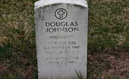 JOHNSON, DOUGLAS - Erie County, Ohio   DOUGLAS JOHNSON - Ohio Gravestone Photos