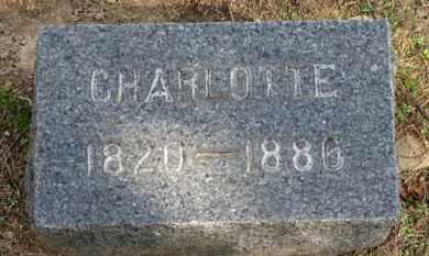 KANE, CHARLOTTE - Erie County, Ohio | CHARLOTTE KANE - Ohio Gravestone Photos