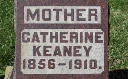 KEANEY, CATHERINE - Erie County, Ohio | CATHERINE KEANEY - Ohio Gravestone Photos