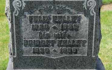 KELLEY, BRIDGET - Erie County, Ohio | BRIDGET KELLEY - Ohio Gravestone Photos