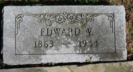KISHMAN, EDWARD W. - Erie County, Ohio   EDWARD W. KISHMAN - Ohio Gravestone Photos