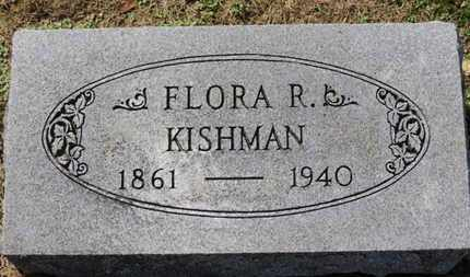 KISHMAN, FLORA R. - Erie County, Ohio | FLORA R. KISHMAN - Ohio Gravestone Photos
