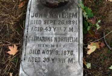 KNIERIM, JOHN - Erie County, Ohio | JOHN KNIERIM - Ohio Gravestone Photos