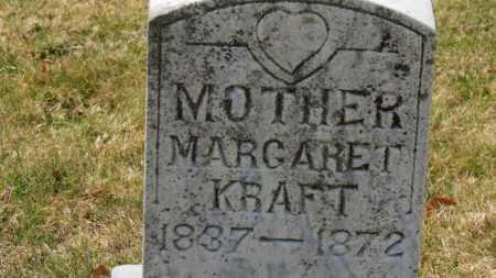 KRAFT, MARGARET - Erie County, Ohio | MARGARET KRAFT - Ohio Gravestone Photos