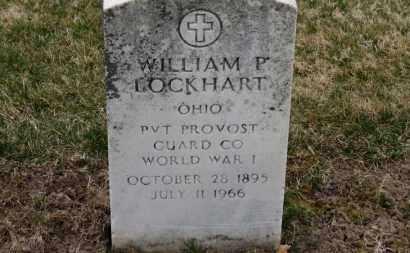 LOCKHART, WILLIAM P. - Erie County, Ohio | WILLIAM P. LOCKHART - Ohio Gravestone Photos