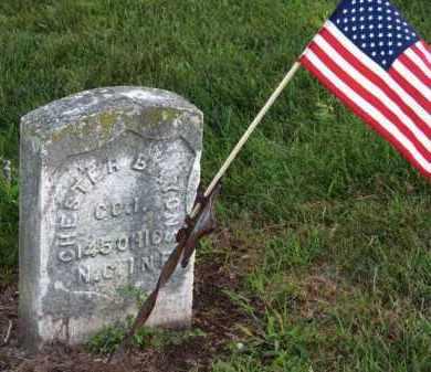 LYONS, CHESTER B. - Erie County, Ohio | CHESTER B. LYONS - Ohio Gravestone Photos