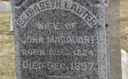 MARQUART, ELIZABETH - Erie County, Ohio | ELIZABETH MARQUART - Ohio Gravestone Photos