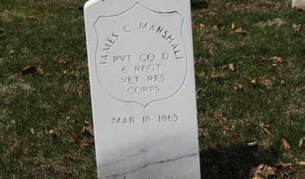 MARSHALL, JAMES C. - Erie County, Ohio | JAMES C. MARSHALL - Ohio Gravestone Photos